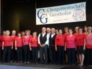 Konzert: Flotte Liedfolge macht Zuhörern Freude