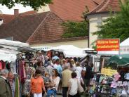 Allmannshofen: Ratschen, bummeln und einkaufen