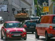 Zusmarshausen: Deutlich mehr Verkehr in Zusmarshausen