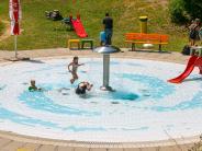 """Dinkelscherben: Streit um Geld für den """"Kinderspaß"""" im Freibad"""