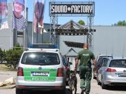 Gersthofen: Messerstecherei in Disco: Polizei sucht nach der Tatwaffe