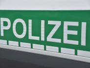 Zusmarshausen: VW Golf beim Tanken angefahren