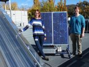 Welden/Canberra: Sie forscht an der Zukunft der Solarzelle