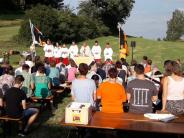 Brauchtum: Begeisterung rund um das Johannifeuer