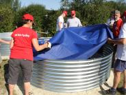 Landkreis Augsburg: So kommt sauberes Wasser in die Welt