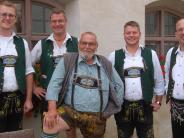 Gartenfest: Neuer Dirigent vom Traumschiff