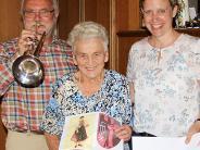 : Ein Trompetenständchen zum 90. Geburtstag