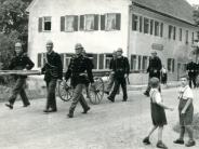Tronetshofen: Wie aus Ortsteilfeuerwehren eine Truppe wurde