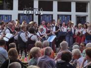 Lechtal-Serenade: Drei Kapellen im Zeichen der Musik vereint