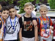 Verständigung: Elfjährige Schüler gehen in Europa auf Entdeckungstour