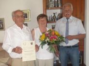 Diamantene Hochzeit: Breumairs sind seit 60 Jahren ein Ehepaar