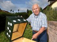 Biberbach: Hobby-Imker kämpft um seine Bienen