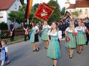 Festwochenende: Zwei Dörfer feiern ihre Feuerwehr