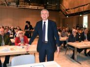 Landkreis Augsburg: Sieben Männer und eine Frau fordern Hansjörg Durz heraus