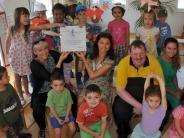 Gersthofen: Deutsch lernen im Kindergarten
