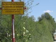 Gablingen: Warnung für Badefreunde in Gablingen
