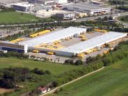 Gersthofen: 200 neue Stellplätze für das Postfrachtzentrum