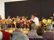 Kultur: Musikschule präsentiert ihre ganze Bandbreite