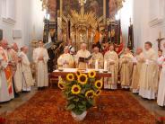 Thierhaupten: Goldenes Priesterjubiläum für Konrad Hölzl