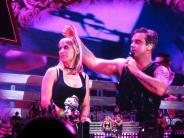 Fan aus Gersthofen: Küsse von Robbie - doch der Freund war nicht eifersüchtig