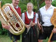 Sommer: Beim Dorffest spielt Musik eine große Rolle