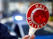 Gersthofen: Raser hat seit Jahren keinen Führerschein