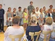 Musikschule Adelsried: Kleine Künstler ganz groß