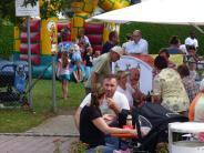 Feier: Sommer, Sonne und Bürgerfest