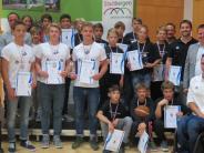 Sportlerehrung: Der TSV Leitershofen räumt ab