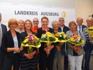 Feier: Abschied für sieben Schulleiter