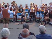Serenade: Drei Orchester spielen auch zusammen