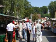 Veranstaltung: Was beim Marktfest geboten ist