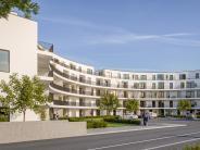 Gersthofen: Das Baugebiet Via Claudia füllt sich