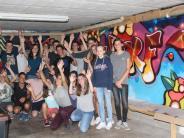 Austausch: Buntes Diedorf-Bild in Frankreich