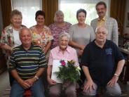 : Große Familienrunde zum 90. Geburtstag