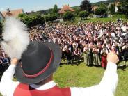 Gersthofen: Hunderte spielen beim Gemeinschaftschor zum Bezirksmusikfest