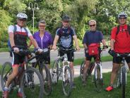 Reise: Mit dem Fahrrad bis nach Südtirol