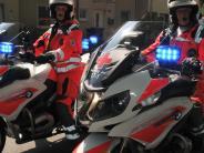 Landkreis Augsburg: Die Helfer brausen im Notfall heran