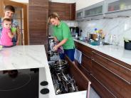 Bonstetten: Dorfhelferin Sabine Dornberger hat den Haushalt im Griff