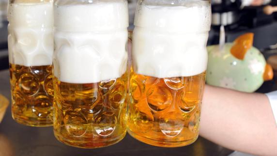 Bier macht tatsächlich glücklich