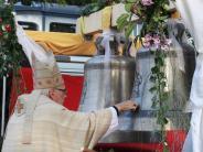 Emersacker: Segen und Salbung für die Glocken