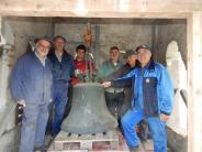 Emersacker: Der Kirchturm ist jetzt glockenlos