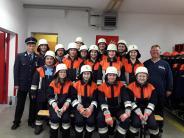Ehrenamt: Leistungsprüfung bei der Feuerwehr Gabelbach