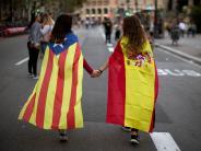 Landkreis: Spanier machen sich Sorgen um ihre Heimat