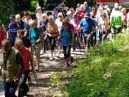 Nordic Walking: Letzter Kleeblatt-Lauf