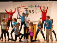 Fest: In Nordendorf tanzen Kinder für Uganda