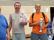 : Sportliches Jubiläum der Waltershofer Volleyballer