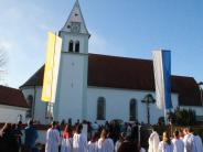 Kirchweihfest: Gemeinde hört erstmals die Glocken