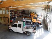 Dinkelscherben: Welche Vorteile der neue Bauhof hat