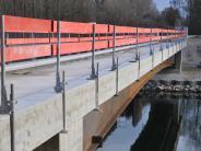 Meitingen/Thierhaupten: Brückensanierung: Trägt dieser Radler-Steg einen Rettungswagen?